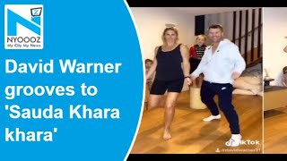 Watch: David Warner and wife groove to Akshay Kumar's song..
