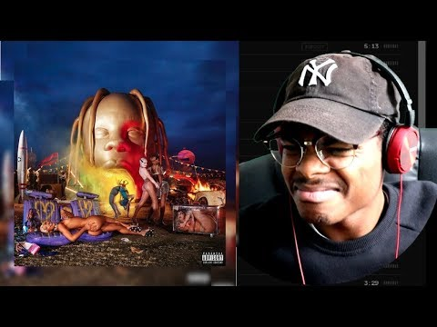 HOLY FEATURES! | Travis Scott - ASTROWORLD (Full Album Review) | Reaction