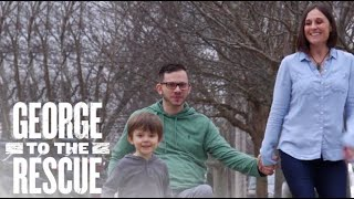 An Inspiring Couple Receives a Life-changing Accessibility Renovation | George to the Rescue