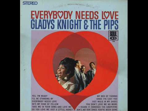 Baixar I Heard It Through The Grapevine - Gladys Knight & The Pips '1967