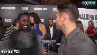 Danai Gurira on 'Different Chapter' for Season 9 of 'The Walking Dead'