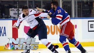 Washington Capitals vs. New York Rangers   EXTENDED HIGHLIGHTS   5/5/2021   NBC Sports