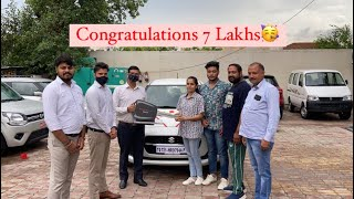 Taking Delivery of India's Most Famous Hatchback~ SWIFT