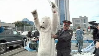 Greenpeace vs. Gazprom