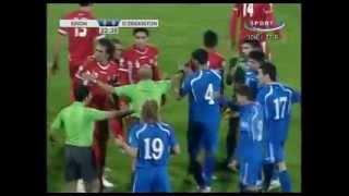 УРАААААААААА. Иран -  Узбекистан 0-1. Улугбек Бакаев...mp4