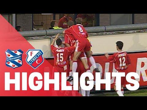 THROWBACK | sc Heerenveen - FC Utrecht (2000/2001)