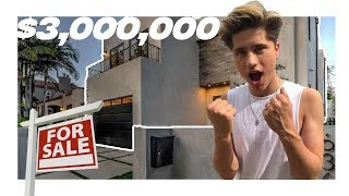 WE ARE BUYING OUR OLD HOUSE (we used to live there)