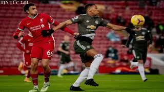 kết quả bóng đá ngoại hạng anh đêm qua rạng sáng nay MU vs Liverpool :chia điểm đáng tiếc