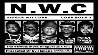 Charlie Rock - Cool Whip Ft. Cheeze (Coke Boys 3)