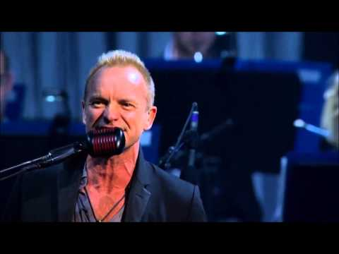Sting - Every Little Thing She Does Is Magic (HD) Live in Berlin