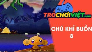 Game Chú Khỉ Buồn 8 - Video Hướng Dẫn Cách Chơi Game