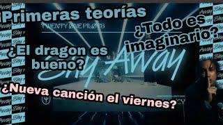 TEORÍAS SOBRE SHY AWAY y ¿NUEVA CANCIÓN EL VIERNES? - twenty one pilots / Scaled and Icy /