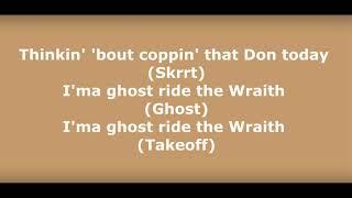 Takeoff - Casper (Lyrics)
