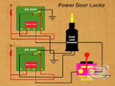 Hqdefault on 4 Pin Relay Wiring Diagram