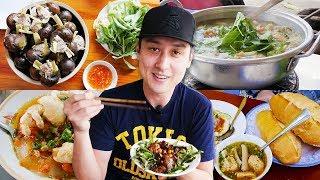 MUST-TRY Famous Foods in Da Lat, VIETNAM 2018 | VIETNAMESE FOOD