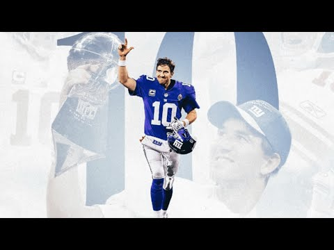 Eli Manning Officially Retires... (Favorite Memories/Moments Reaction)