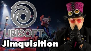 Ubisoft Spent Years Protecting Mental And Physical Abusers (The Jimquisition)