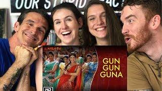 Gun Gun Guna- Agneepath | Hrithik Roshan | Priyanka Chopra | REACTION