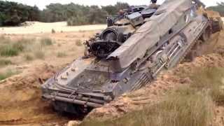 Leopard Tank Weerterbergen