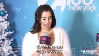 Lauren Jauregui em entrevista no Z100 All Access Lounge (legendado)