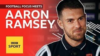 Aaron Ramsey is loving Italian life at Juventus   Football Focus