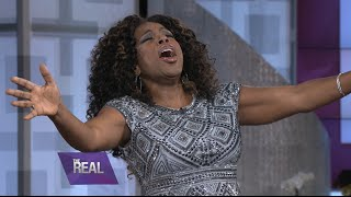 Sheryl Lee Ralph Plays 'Name That Diva'