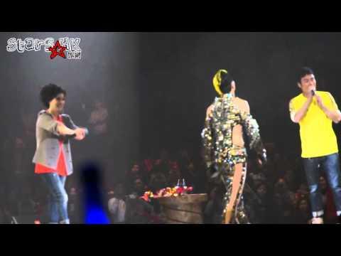梁漢文2012 Big Man演唱會 - 火熱動感 LaLaLa