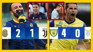 Quando le PICCOLE Squadre Battono le GRANDI in Serie A - Partite Indimenticabili