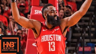 Houston Rockets vs Utah Jazz - Game 1 - Full Game Highlights | April 14, 2019 NBA Playoffs