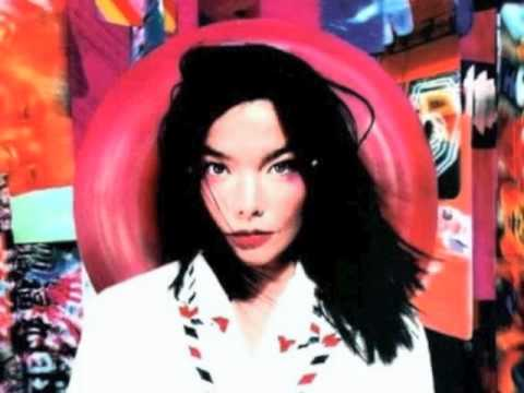 björk : you've been flirting again