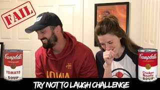 Try not to laugh CHALLENGE 1 - by AdikTheOne - FAIL REACTION