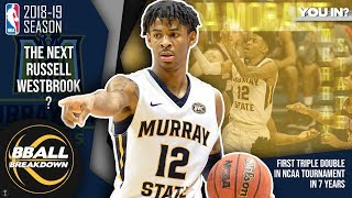 Meet The Next Great NBA Point Guard: Ja Morant