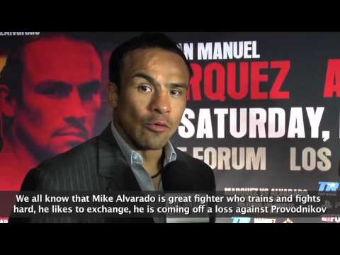 Juan Manuel Marquez cautious on 5th Pacquiao fight & why he skipped Provodnikov fight