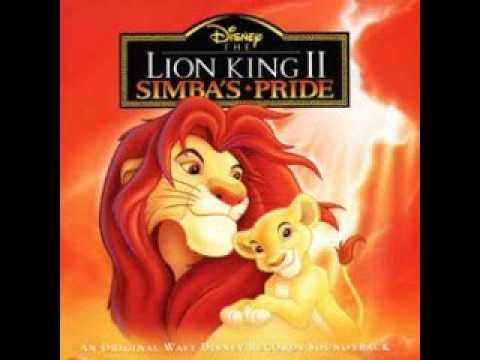 09 El No Es Del Clan - El Rey León 2: El Reino de Simba (Español México)
