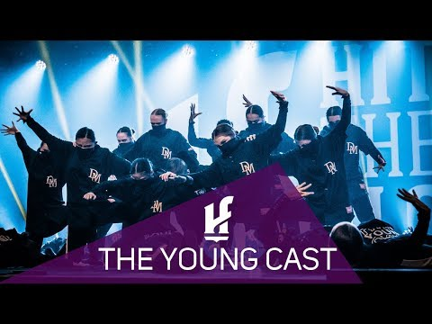 THE YOUNG CAST | 1st Place - Showcase |  Hit The Floor Gatineau #HTF2018