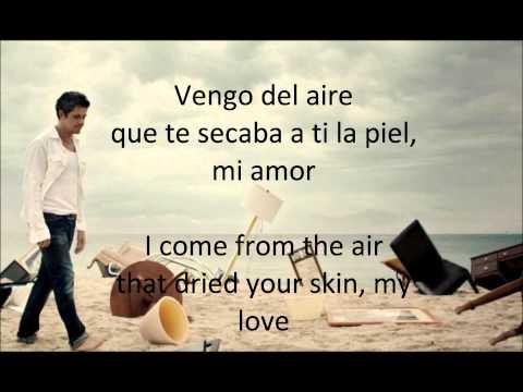 Baixar Alejandro Sanz - No Me Compares (Letra en Espanol y English)