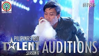 Pilipinas Got Talent 2018 Auditions: Joven Olvido - Vape Tricks