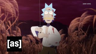 Samurai & Shogun (Rick and Morty) | adult swim