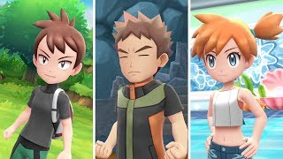 Explore the World of Pokémon: Let's Go, Pikachu! and Let's Go, Eevee! - YouTube