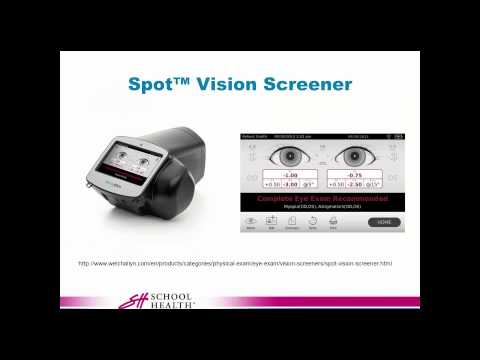 Seeing Eye to Eye with New Vision Screening Requirements