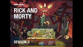 Rick e Morty 3ª Temporada Completa