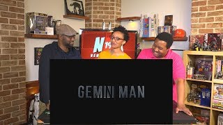 NERDS REACT to GEMINI MAN Trailer
