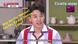 GDragon Whining About Seungri - Nyongtory Edit