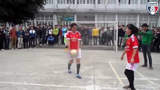 Bình luận Fun   Loạt Penalty của các chị em kinh điển nhất thế giới