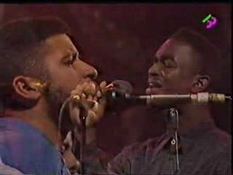 Take 6 LIVE - A Quiet Place ('90's)