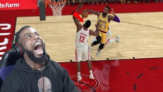 James Harden Can't Guard Me! Elimination Playoffs Game 5 NBA 2K19 MyCareer Ep 65