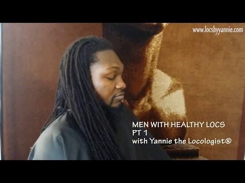Men With Healthy Locs Part 1