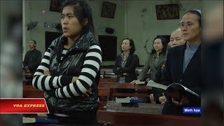 Truyền hình VOA 14/12/18: Người H'mong ở Nghệ An tố bị ép bỏ đạo