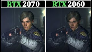 RTX 2070 vs 2060 | Tested 13 Games |
