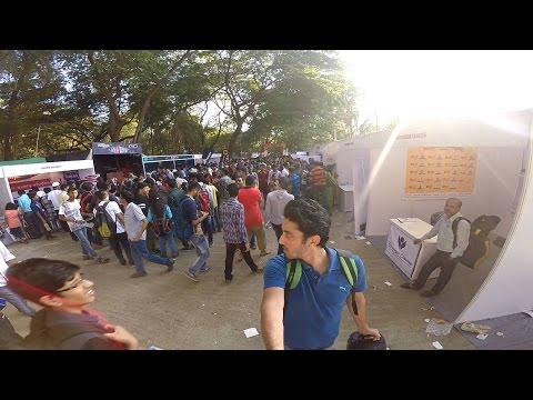 Techfest 2015-16 | IIT Bombay | Vlog